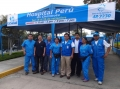 Hospital Perú de EsSalud brindará 3 mil consultas en Chimbote