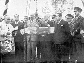 Presentación de los primeros instrumentos quirúrgicos Seguro Social EsSalud
