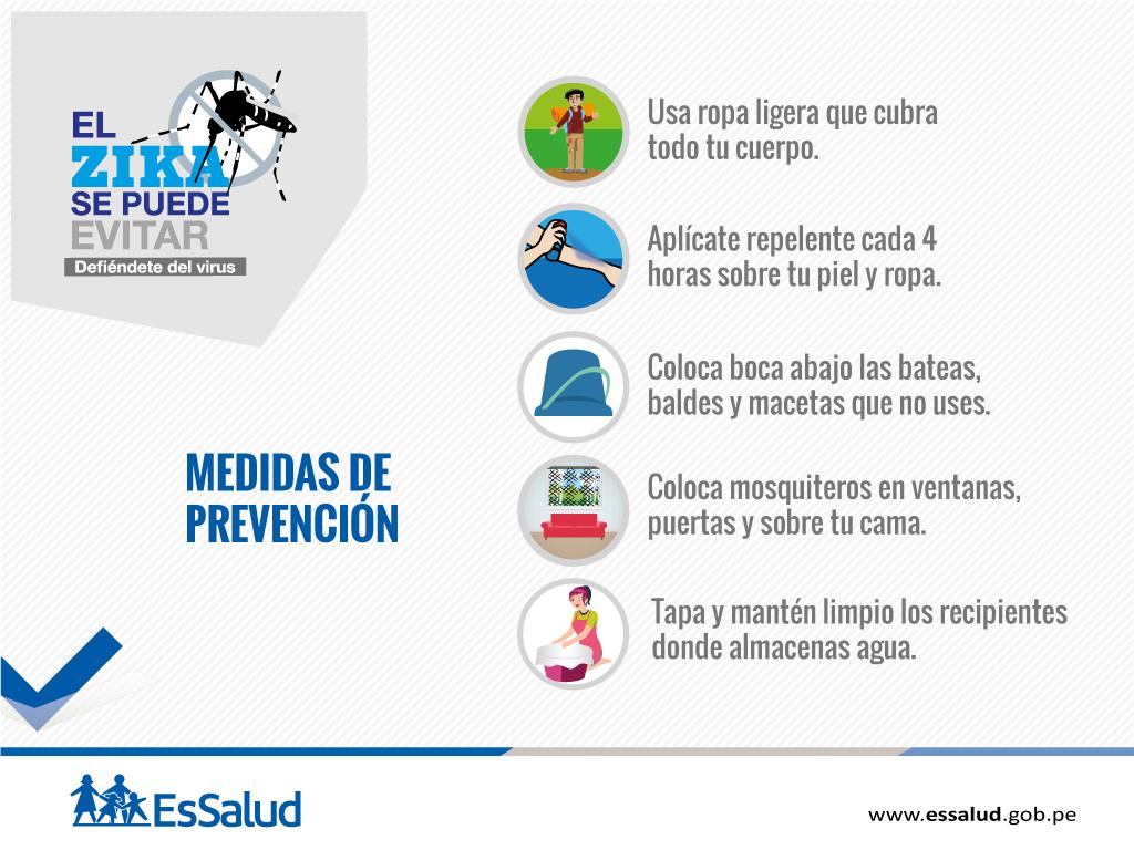 MEDIDAS DE PREVENCIÓN