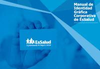 Manual de Identidad Gráfica Corporativa de EsSalud